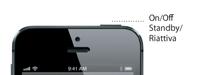 Programma sostituzione del tasto Standby/Riattiva iPhone 5
